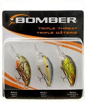 Bomber - Triple Threat Kit