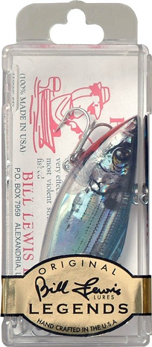 Bill Lewis - Rat-L-Trap - 1/2 oz. - Electric Silver