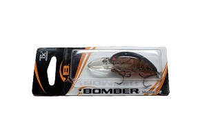 Bomber - Model A - Dives 4'-6' - Dark Brown Crawdad