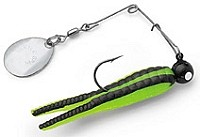 Johnson - Beetle Spin - Black/Chartreuse/Orange