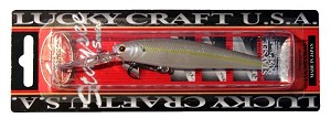 Lucky Craft - Staysee 90SP Version 2 - Chartreuse Shad