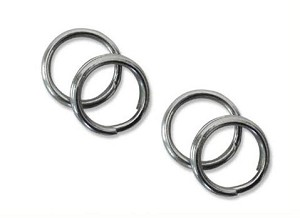 Spro - Split Rings - 10 pack - Size 3